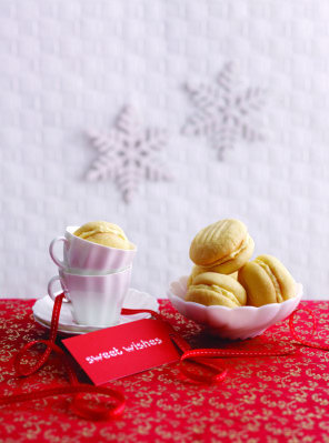 Foodie Gifts Limoncello melting moments